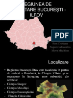 regiunea de dezvoltare bucuresti ilfov