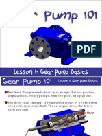 Pump 101 Lesson