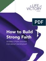 LV Book 3 How to Build Strong Faith