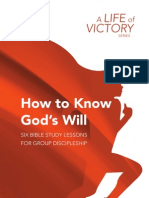 LV Book 6 How to Know Gods Will