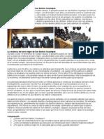 5 La cerámica de barro negro de San Bartolo Coyotepec
