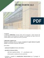 Chiusure verticali - edilizia sostenibile