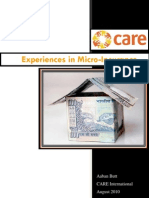 Micro Insurance in India, Growth & Prospects