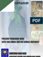 Petunjuk Teknis Program Plksda-bm