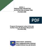 Trainers - Fasilitator (PLKSDA-BM)
