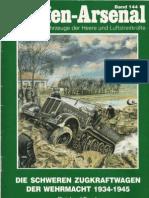 Waffen.arsenal.144.Die.schweren.zugkraftwagen.der.Wehrmacht.1934.1945