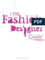 Fashion Designer Guide eBook v.2