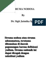7432557 Struma Nodosa