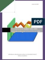 Evaluación de la SEACEX 2001-2004. Aproximación a una evaluación cultural