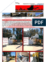 CGT-PV Tragsa apoya la lucha de los Bomberos Forestales CGT Ama-Andalucia