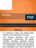 Staffing (1)