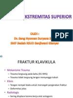 Fraktur Ekstremitas Superior - Copy