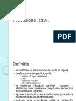 Procesul Civil