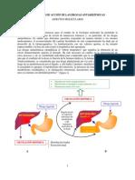 Mecanismo de Accion de Las Drogas Antiarritmicas