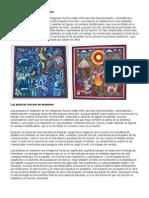 29 Huichol Yarn Paintings