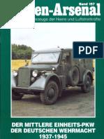 Waffen.arsenal.157.Der.mittlere.einheits.pkw.Der.wehrmacht.1937.1945