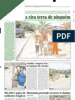 2003.02.10 - Fernão Dias vira terra de ninguém - Estado de Minas