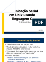 Comunica Cao Serial Unix