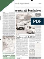2003.03.06 - Estradas Menos Violentas - Estado de Minas