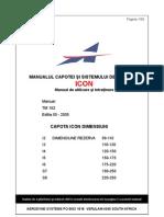 Manual Capota ICON