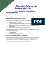 Seven Manual