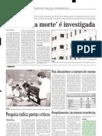2003.11.11 - Um Morto e Mais de Dez Feridos No Km 441 Da BR-381 - Estado de Minas