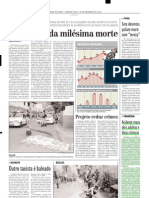 2003.11.19 - Acidente mata dois adultos e duas crianças - Estado de Minas
