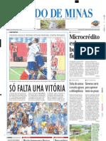 2003.11.24 - Armadilha - Estado de Minas