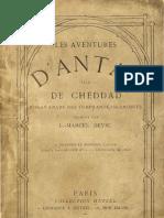 Les Aventures d Antar Fils de Cheddad HETZEL 1864