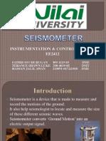 Seismometer New