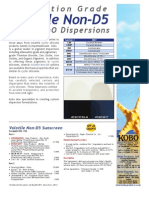 Kobo NonD5 Dispersions