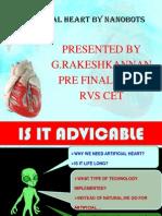 Artificial Heart ppt