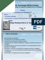 Soldagem_Transferência Metálica e Análise de Sinais
