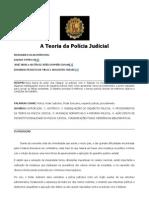 A Teoria da Polícia Judicial