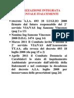 Italcementi Autorizzazione Integrata Ambientale Decreto 693 18 Luglio 2013 Diffida Ritiro Decreto e Denuncia Ai Carabinieri