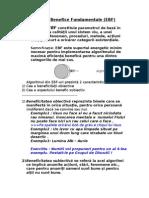 Energi Benefice Fundamentale (EBF)