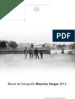 Normas de Participação da Bienal de Fotografia Maurício Vargas 2013 ~ Mina de São Domingos, Mértola