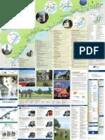 Carte du chemin du Roy 2008