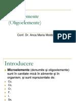 Microelemente Igiena