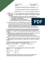 Trabajo práctico funcion exponencial y logaritmica