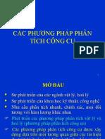 Dai Cuong Cac Pppt Quang Va Pho Hap Thu Phan Tu
