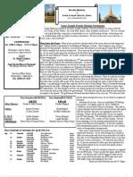 St. Joseph April 14, 2013 Bulletin