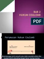 Bab 2 Hukum Coulomb