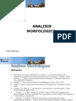 05 Analisis Morfologico ESTE
