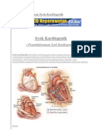 Penatalaksanaan Syok Kardiogenik