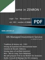 Enterprise Investment Scheme EIS, venture capital schemes, Capital Seeds, UK ZENRON Fundraising