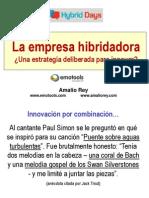 PPT_La Empresa Hibridadora_Amalio Rey_Hybrid Days