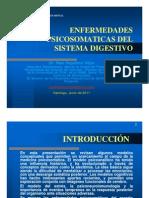 (3) Enf. Psicosomiticas y Enf. Digestivas (Dr. Riquelme)