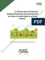 3.Para Proteccion Integral Del Ejercicio de Los Derechos de Las Ninas y Los Ninos Desde PI