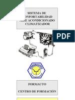 Citroen Zx - Manual Aire Acondicionado-climatizador